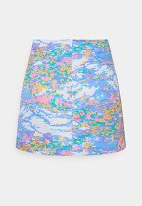 Local Heroes - PARADISE SKIRT - Mini skirt - pink - 1