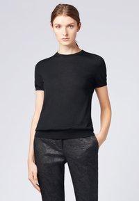 BOSS - FALYSSA - T-shirt basique - black - 0