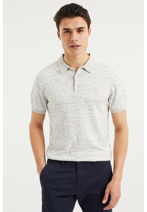 Polo - blended light grey