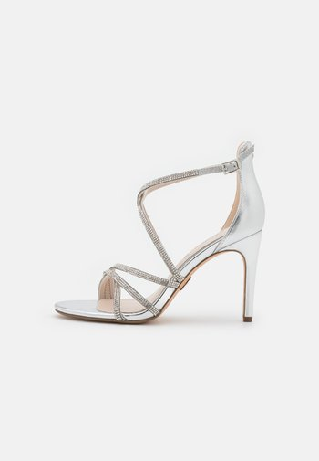 VEGAN MAKAI  - Sandals - silver metallic