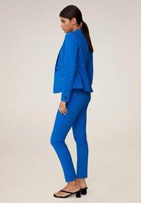 Mango - COFI6-N - Bukser - blu - 3