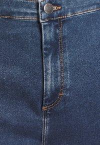 Even&Odd Curvy - JEGGING - Jeans Skinny Fit - blue denim - 4