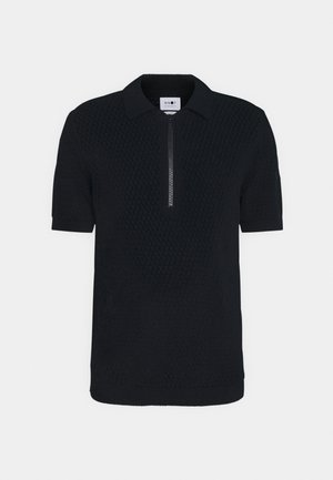 ED POLO - Polo shirt - navy blue