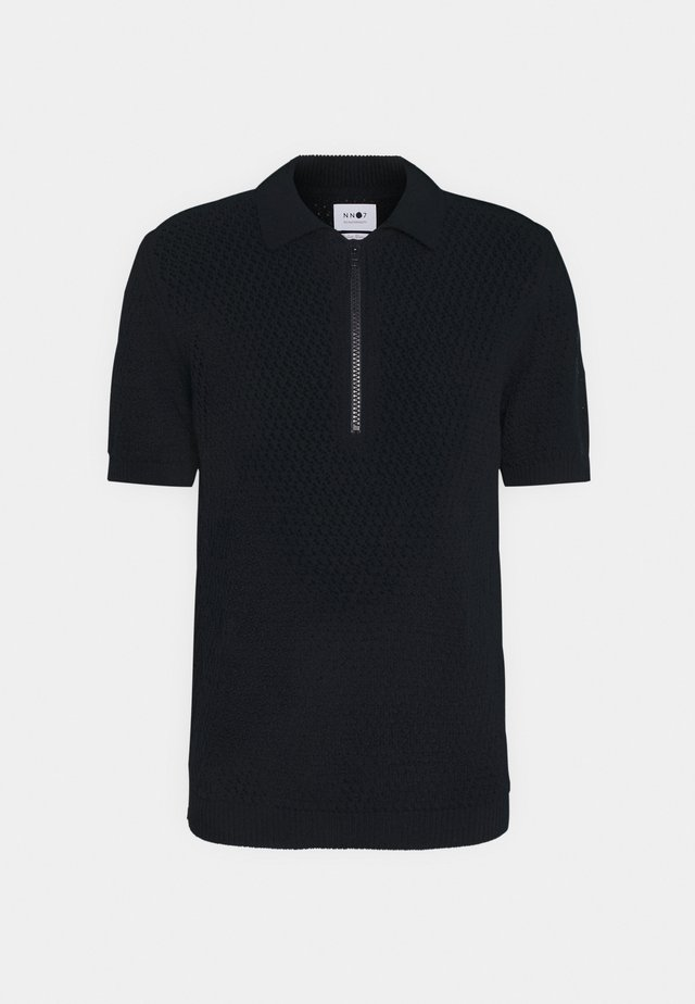 ED POLO - Polo - navy blue