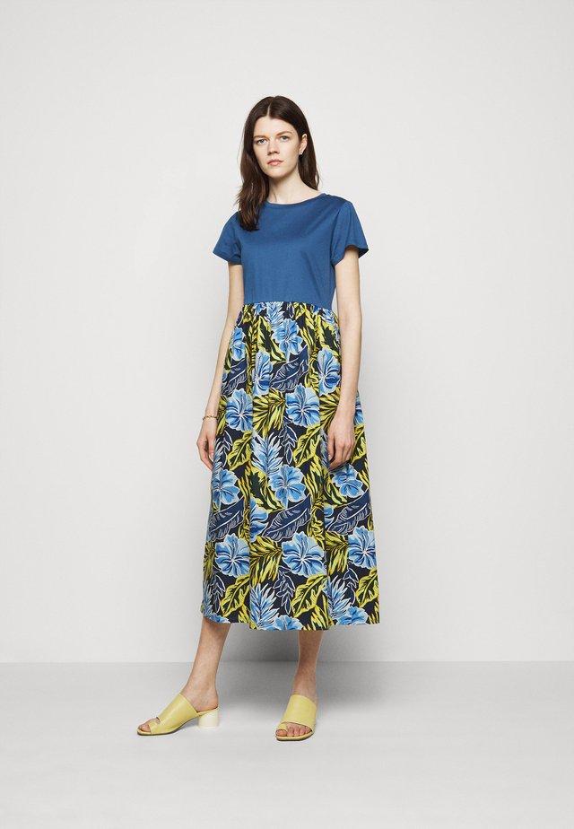 PALCHI - Vestido ligero - chinablau