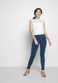 Dorothy Perkins Tall - SHELL - Blouse - ivory - 1