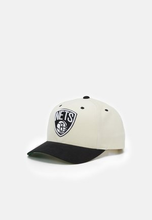 NBA BROOKLYN NETS PRO CROWN - Casquette - white/black