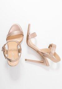 Tata Italia - Sandaler med høye hæler - champagne - 3