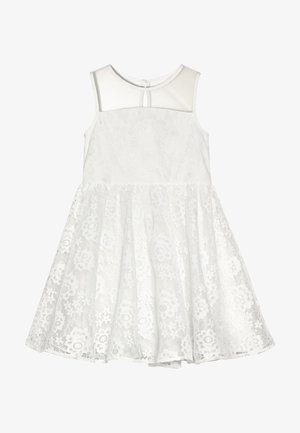 HATTIE DRESS - Vestido de cóctel - white