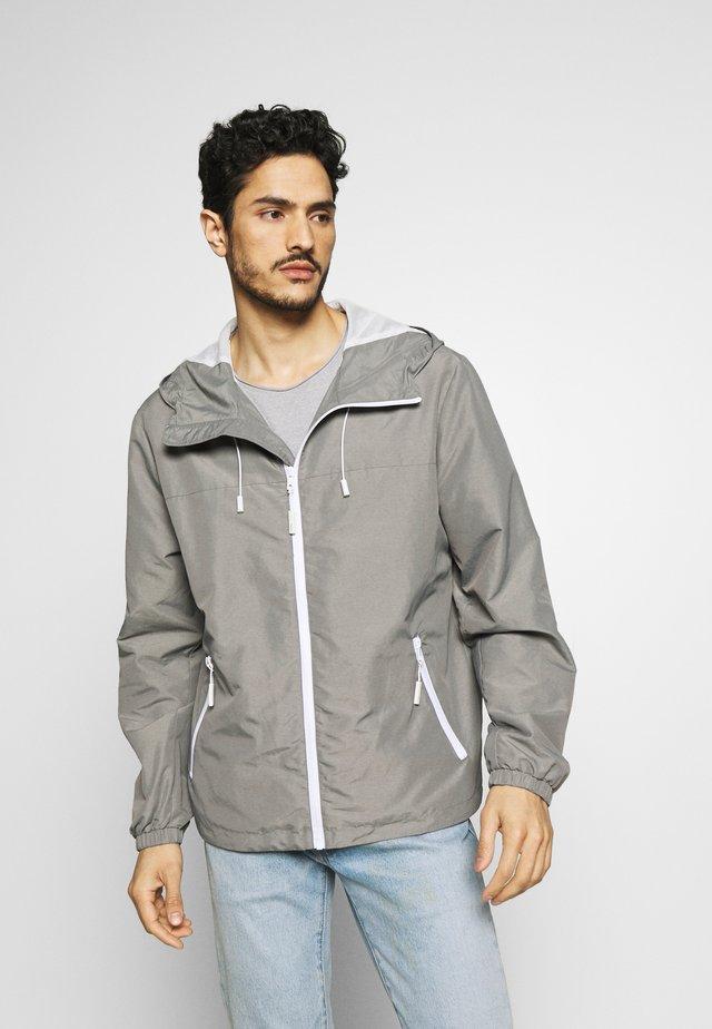 Summer jacket - medium grey