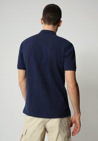 Napapijri - E-ICE - Polo shirt - medieval blue - 1