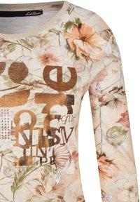 LeComte - Long sleeved top - beige - 2