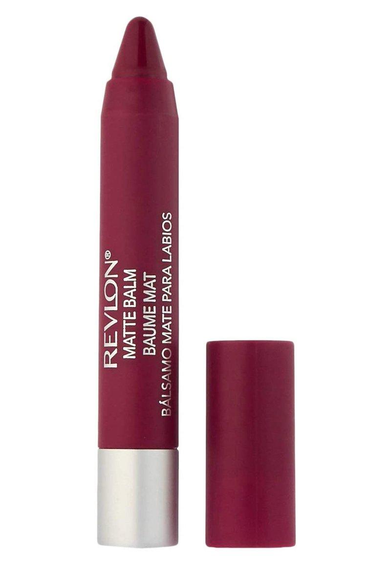 Revlon - COLORBURST MATTE LIP BALM - Lip balm - N°270 fiery