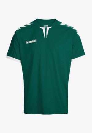 CORE - T-shirt de sport - evergreen pr