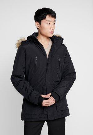 DEMSEY TASLON - Winter coat - black