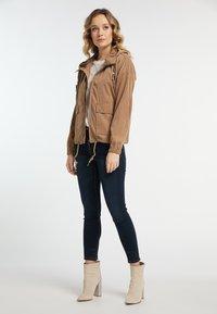 DreiMaster - Light jacket - beige - 1