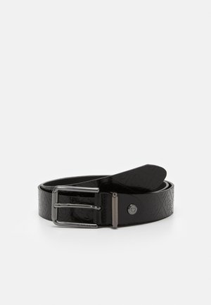 ADJUSTABLE BELT - Cinturón - black