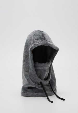 CORA HOOD - Gorro - dark grey