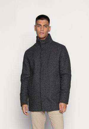 JJDUNHAM JACKET - Light jacket - dark grey melange