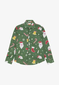 OppoSuits - KIDS SANTABOSS - Shirt - green - 2
