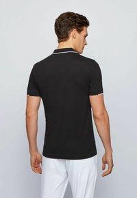 BOSS - PAUL BATCH - Polo shirt - black - 2