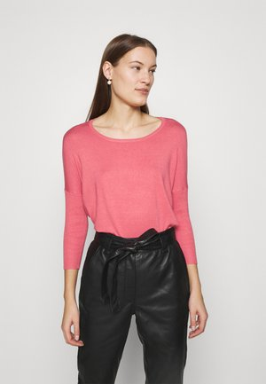 MILA - Jumper - slate rose