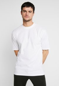 Only & Sons - ONSDONNIE TEE - Basic T-shirt - white - 0