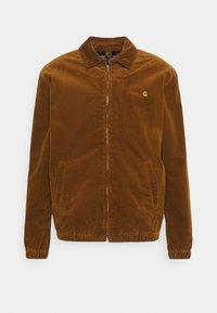 MADISON JACKET COVENTRY - Summer jacket - tawny rinsed