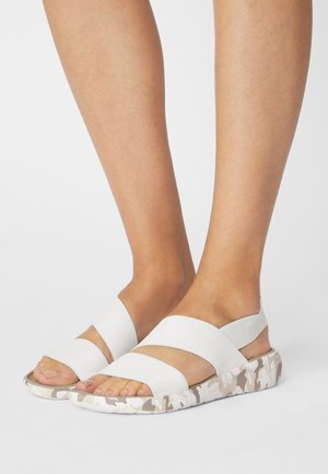 LITERIDE - Sandals - almost white