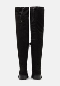 NA-KD - BASIC PROFILE SOLE  - Over-the-knee boots - black - 3