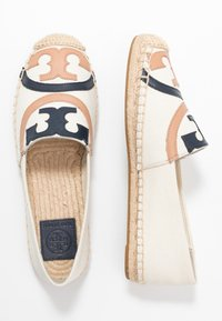 Tory Burch - POPPY  - Espadrilles - powder/multicolor - 3