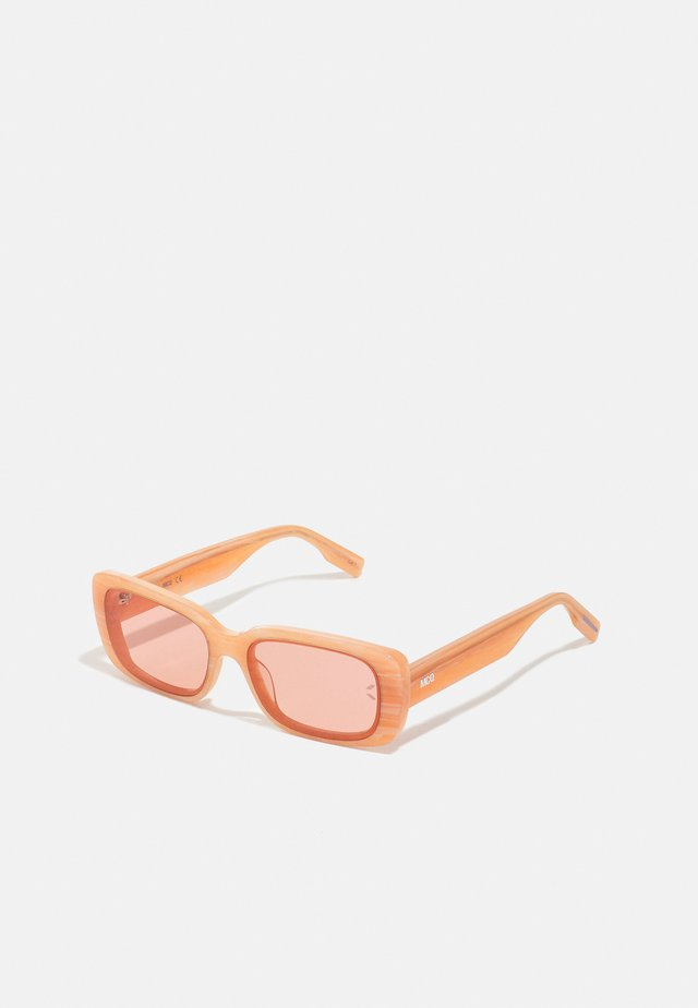 Sunglasses - pink red