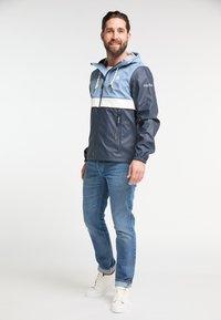 Schmuddelwedda - Waterproof jacket - blue - 1