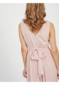 Vila - VIMILINA LONG DRESS - Occasion wear - pale mauve - 4