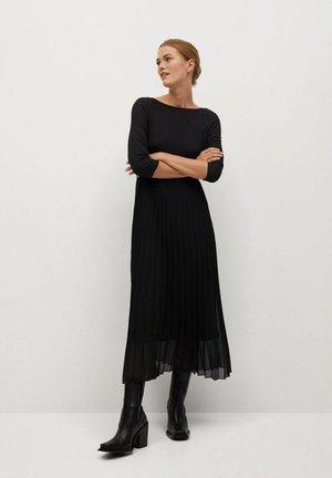 CALDERO - Maxi dress - schwarz