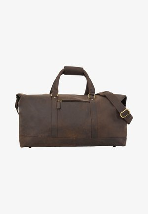 Weekend bag - walnut