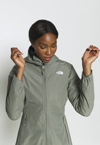 The North Face - WOMENS HIKESTELLER JACKET - Veste Hardshell - agave green - 3
