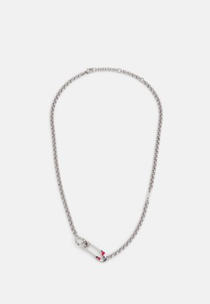 ICONIC PIN - Necklace - silver-coloured
