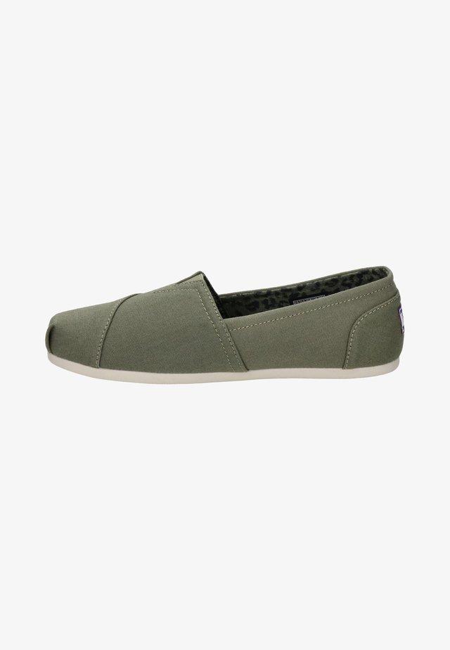 Bootschoenen - groen