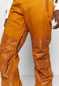Burton - LAROSA BIB - Snow pants - true penny - 5
