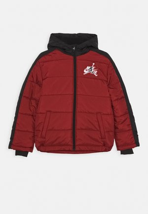 JUMPMAN CLASSIC PUFFER - Zimní bunda - gym red