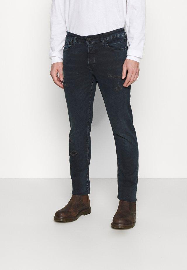 JJIGLENN - Slim fit jeans - blue denim