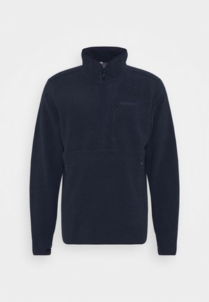 WARM HALFZIP  - Fleece jumper - grey