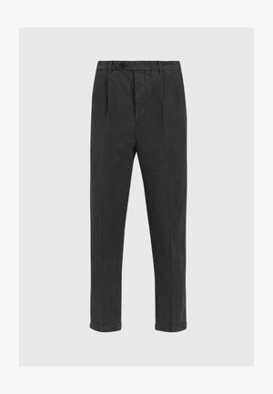VAGA - Trousers - black