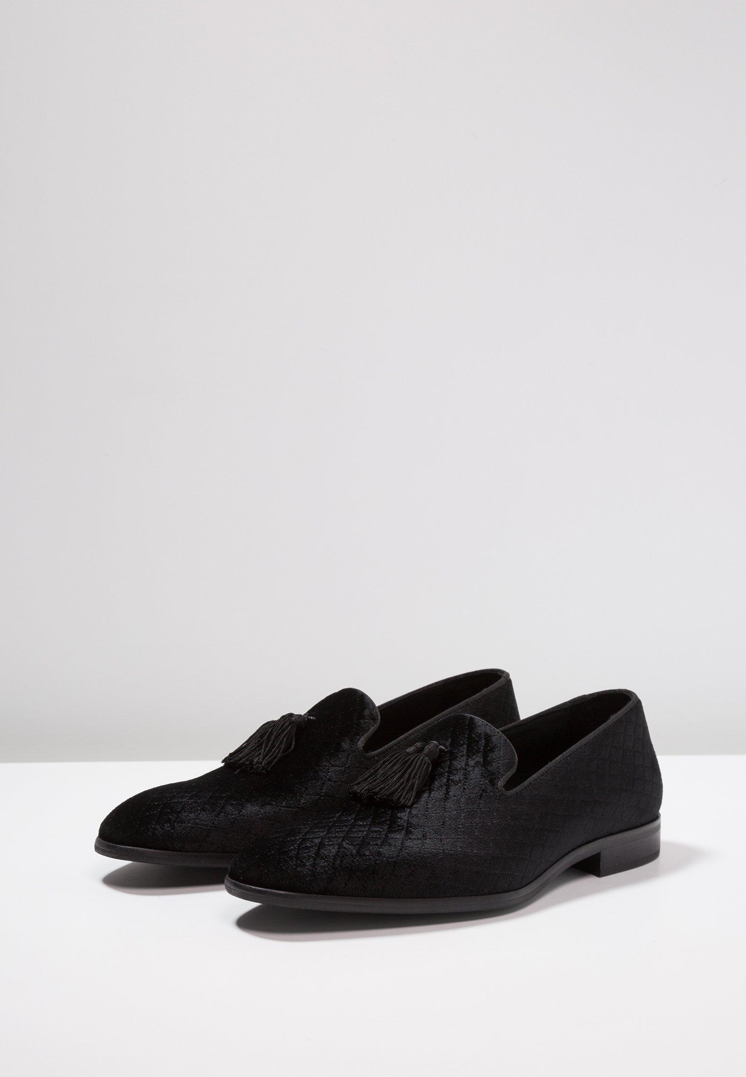 Ogromny zakres Najtańsze Kurt Geiger London RANDOLPH - Eleganckie buty - black | Obuwie męskie 2020 asNrz