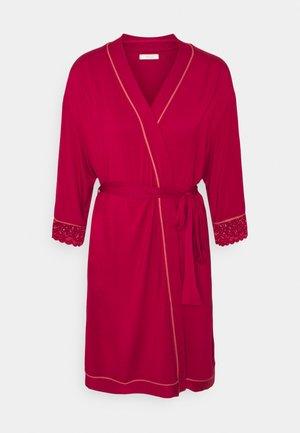 AMOURETTE SPOTLIGHT ROBE - Dressing gown - rosso masai