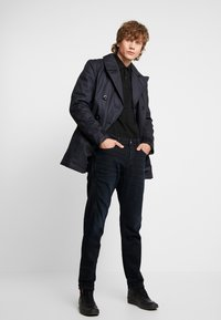 G-Star - CITISHIELD 3D SLIM TAPERED - Slim fit jeans - dark bleu denim - 1
