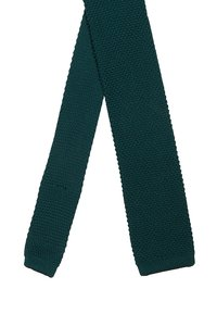Twisted Tailor - JAGGER TIE - Krawat - bottle green - 2