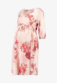 Queen Mum - DRESS 3/4 AUSTIN - Korte jurk - emberglow - 5