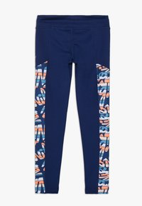 Nike Performance - TROPHY  - Leggings - blue void/white - 1